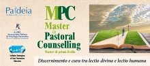 Master in Pastoral Counselling - Messina (2018/2019)